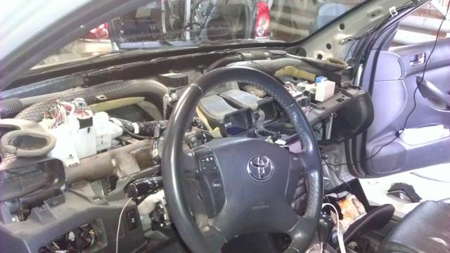 Шумоизоляция автомобиля Toyota Avensis универсал