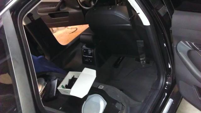 Установка автосигнализации с автозапуском starline a94